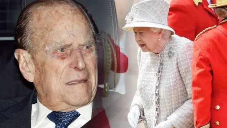 Principe Filippo morto