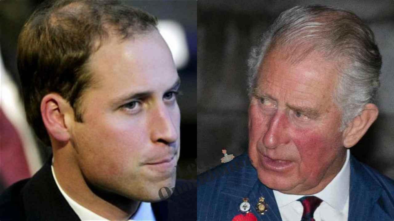 """""""Papà, ti odio così tanto"""", il duro sfogo del Principe William contro il Principe Carlo"""