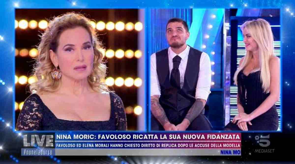 Elena Morali replica a Nina Moric: