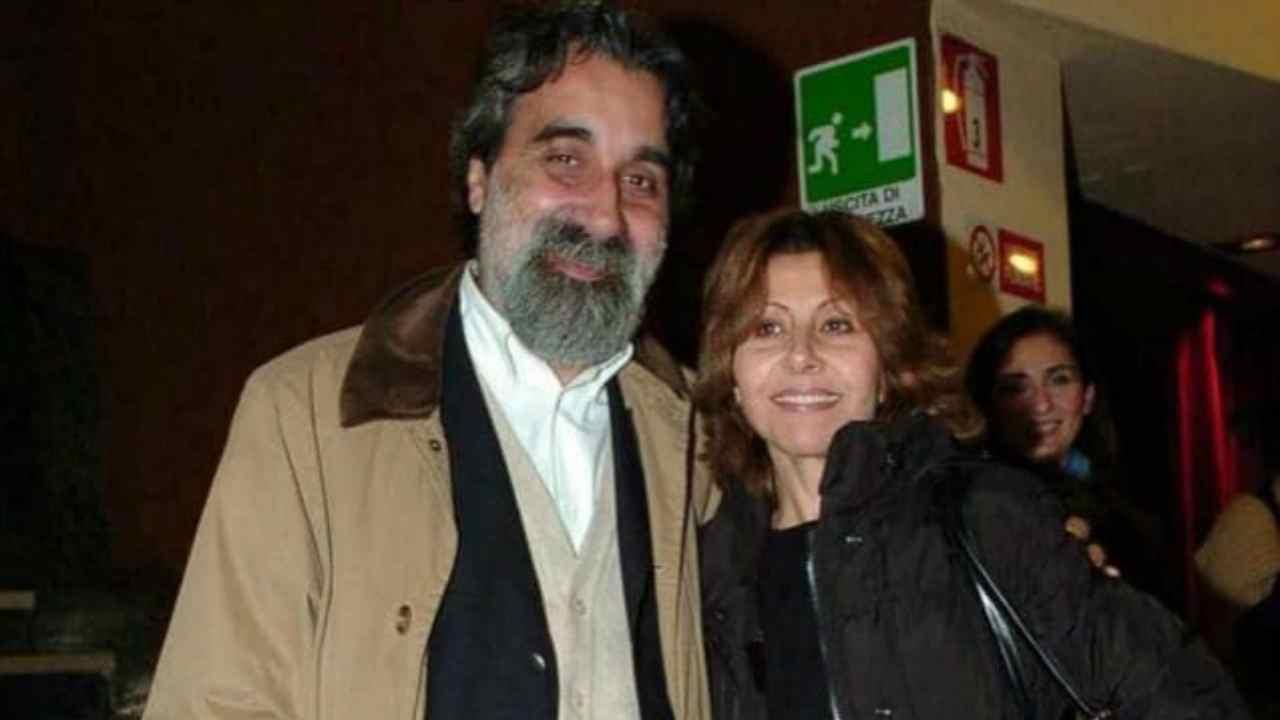 Beppe Vessicchio moglie Enrica