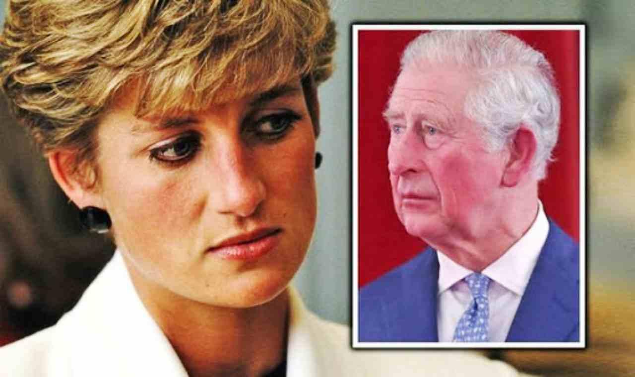 Lady Diana, Carlo le aveva messo telecamere ovunque