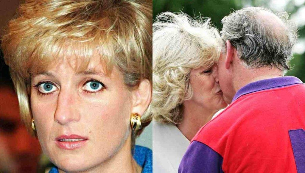 Diana umiliata: Carlo e Camilla lo fecero mentre dormiva