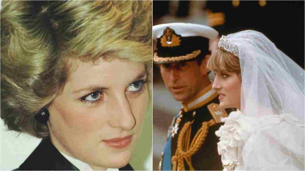 Diana, l'errore che la umiliò al matrimonio