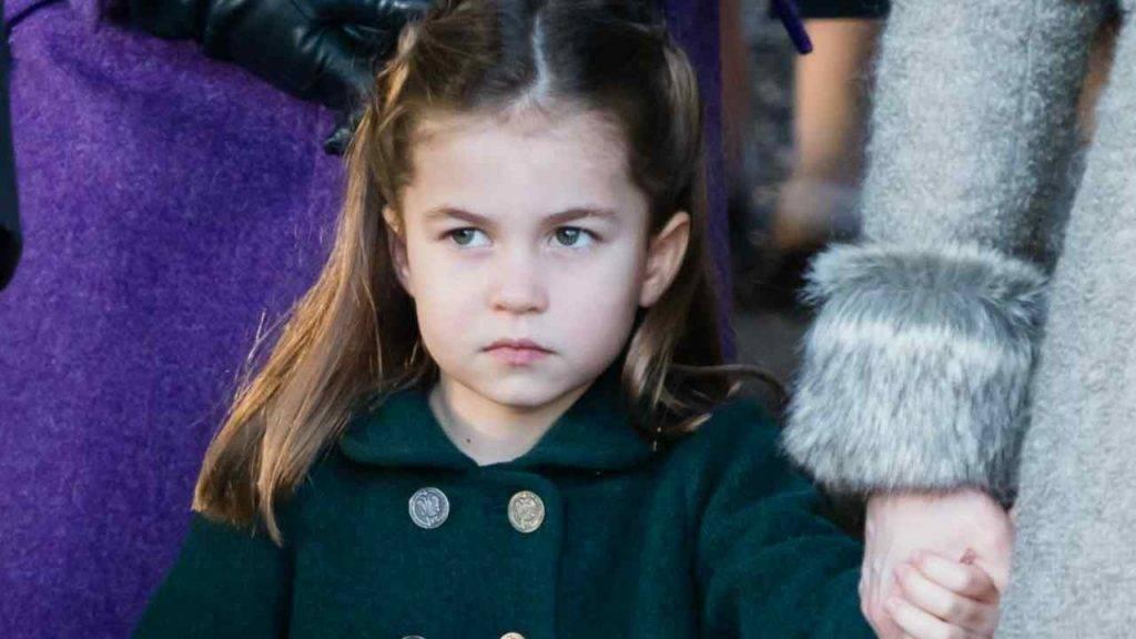 Kate Middleton Charlotte