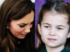 Charlotte, il dramma di Kate Middleton