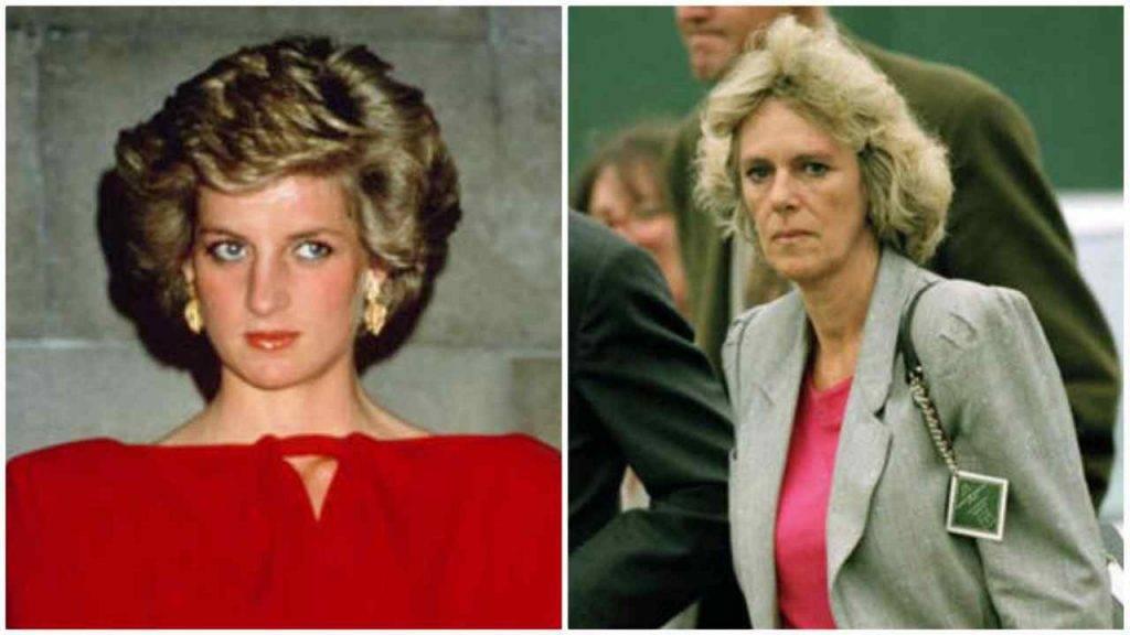 Lady Diana Camilla
