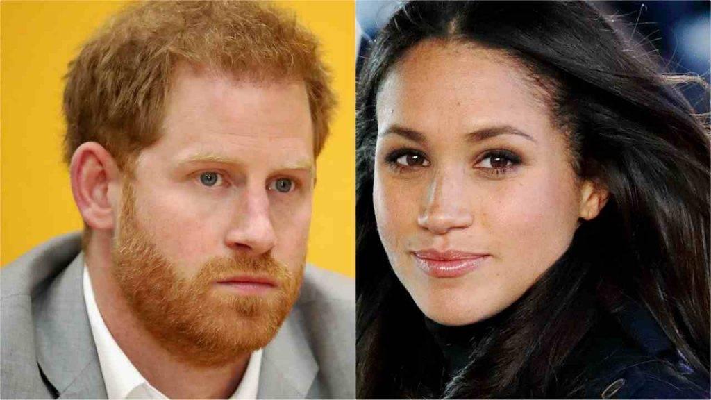 Principe Harry, la vita con Meghan un inferno adesso