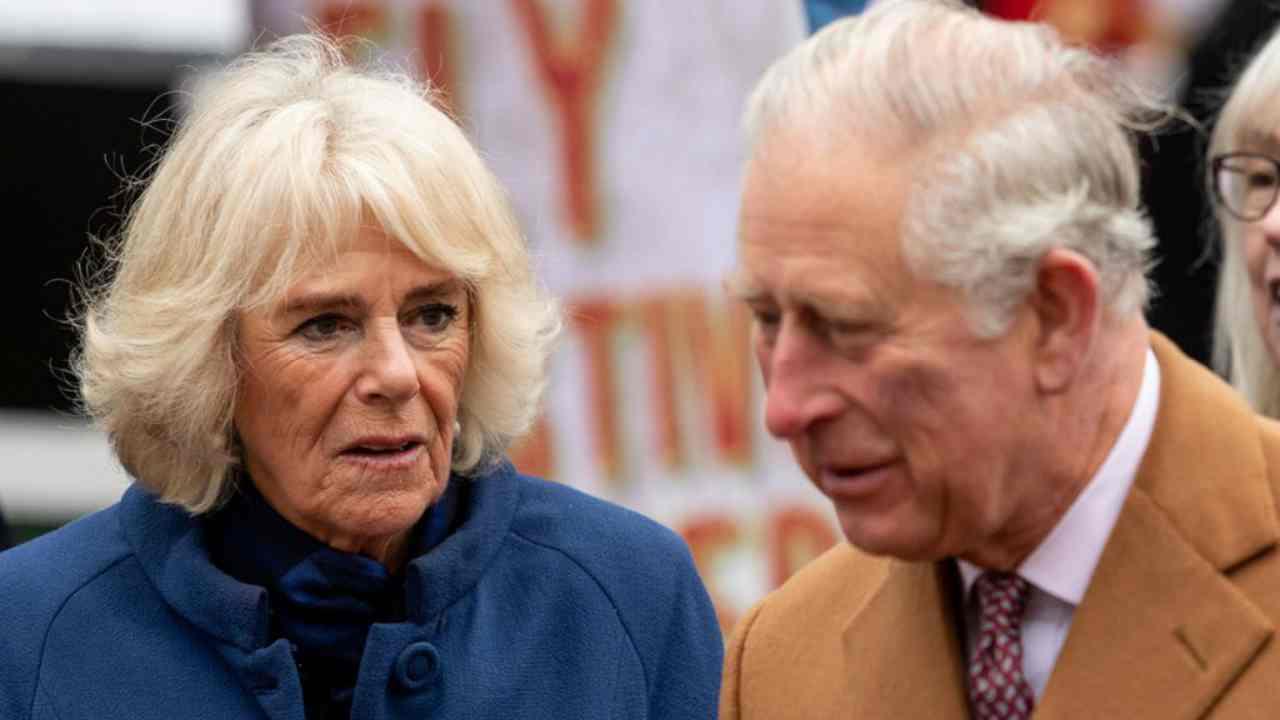 Principe Carlo Camilla