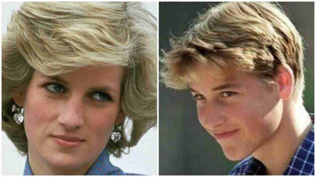 Principessa Diana Principe William royal family