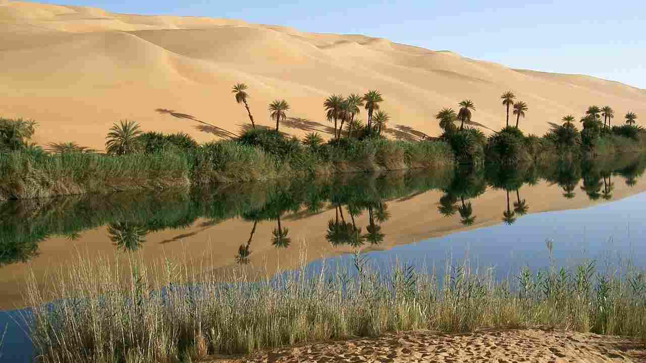 Sahara più pericoloso