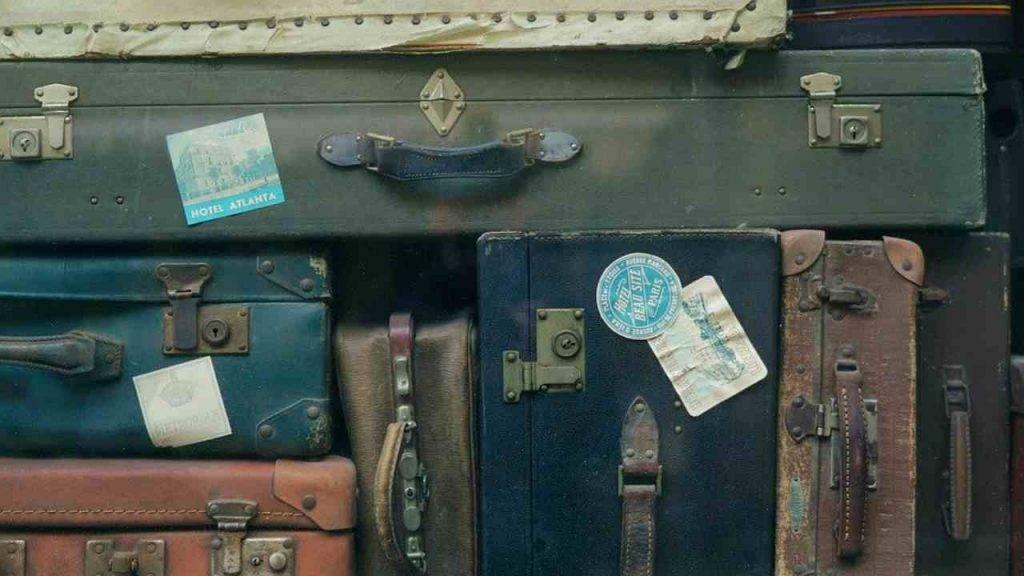 cadavere in valigia