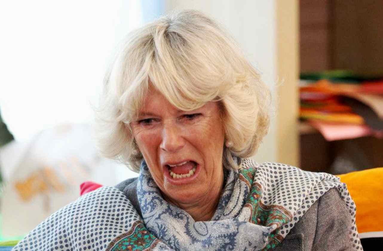 Camilla Parker criticata per le sue cattive abitudini igieniche