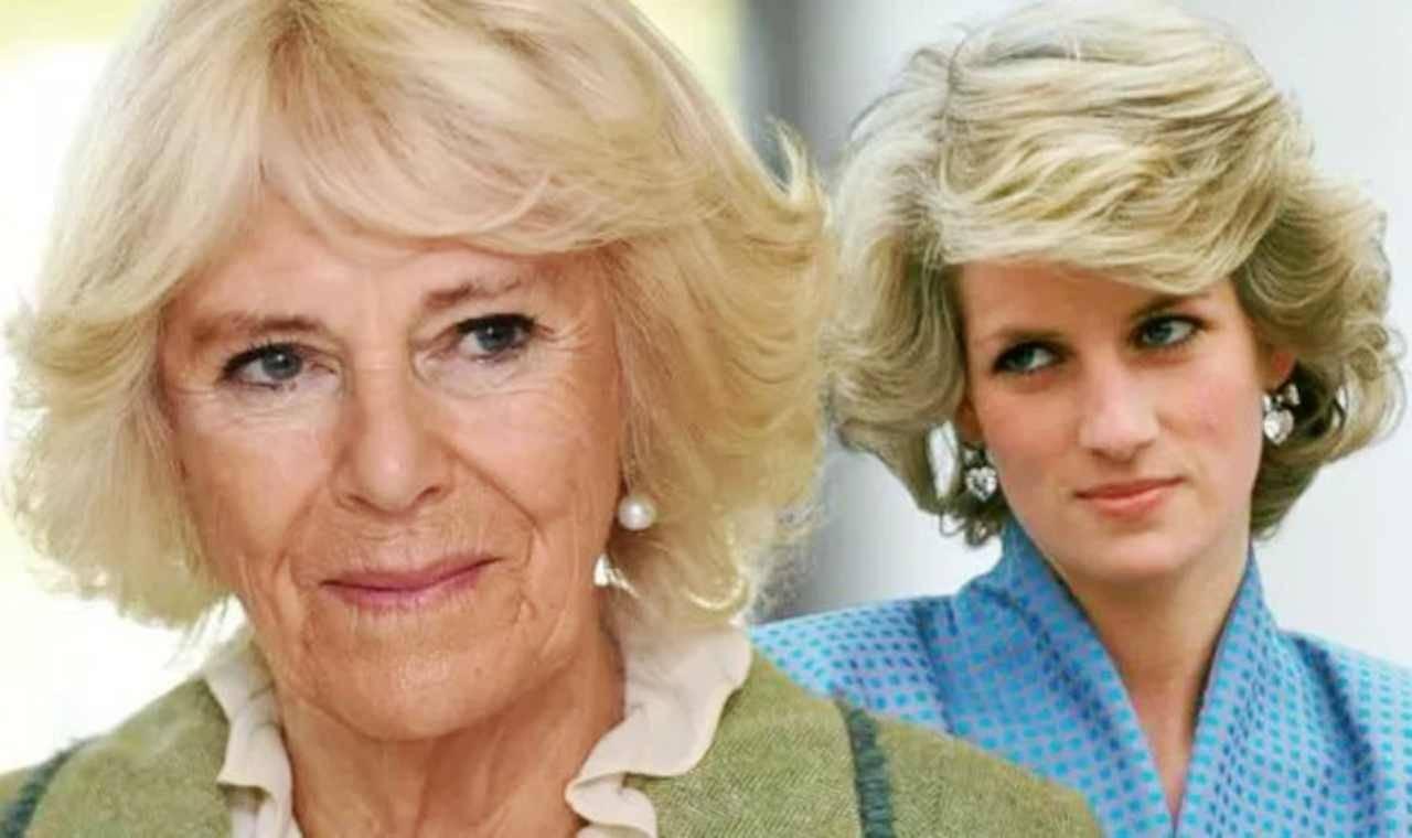 Camilla Parker, l'ossessione per Diana: voleva vestire i suoi panni