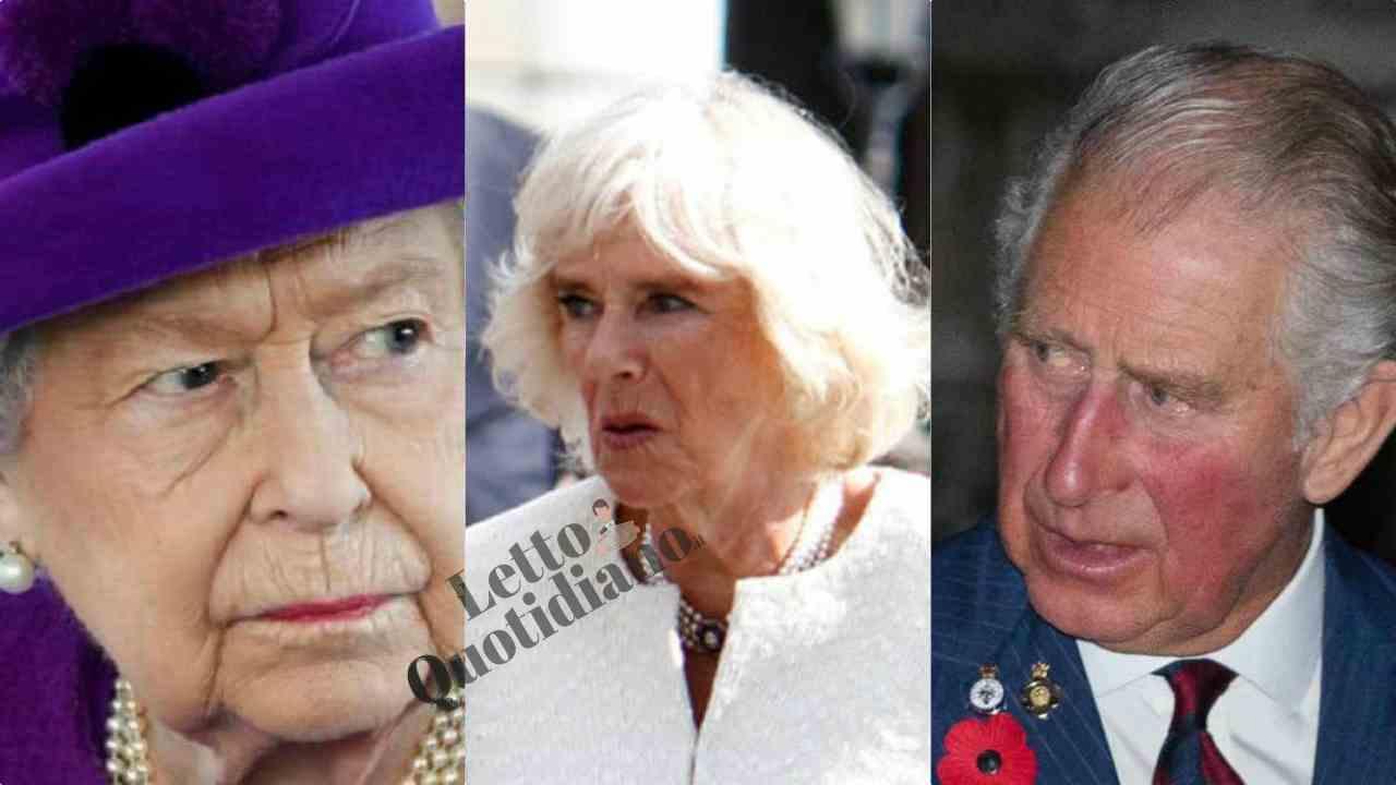 Camilla Parker, la decisione inaspettata della Regina Elisabetta: Principe Carlo 'in trappola'?