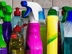 Prodotti per sanificare casa e oggetti