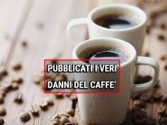quando non bere caffe