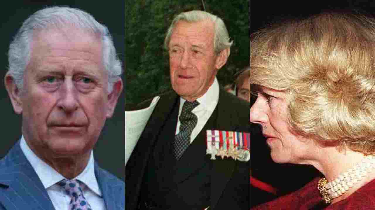 """Principe Carlo, """"L'hai rovinata"""": il violento litigio con Bruce Shand fa tremare Camilla Parker"""
