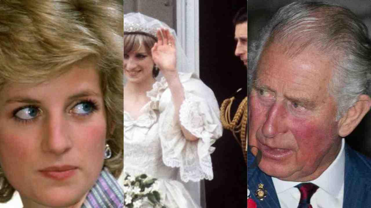 """Lady Diana, """"Non mi sembra così grande"""": lo sfregio del Principe Carlo durante il matrimonio"""