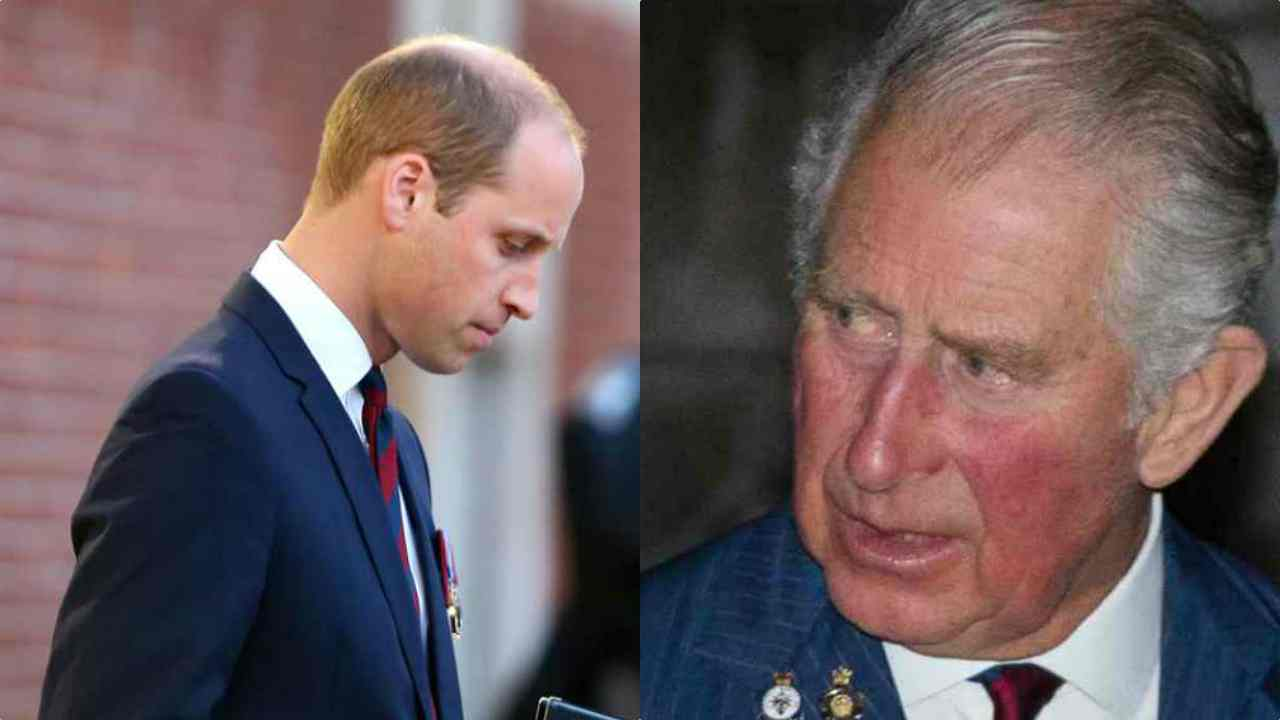 """Principe Carlo, """"Non mi fido di te"""": l'inaspettato attacco al Principe William fa tremare gli inglesi"""