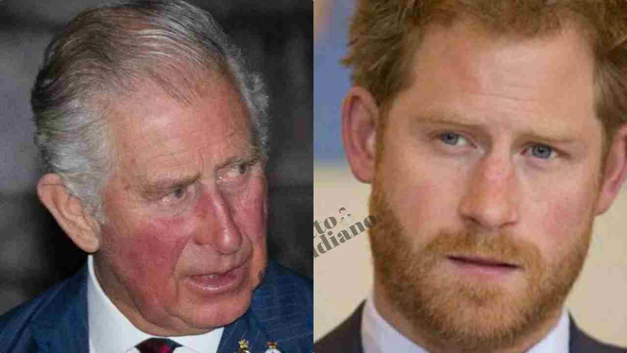 """Principe Harry, la furia contro il padre Principe Carlo: """"Perché mi hai obbligato?"""""""