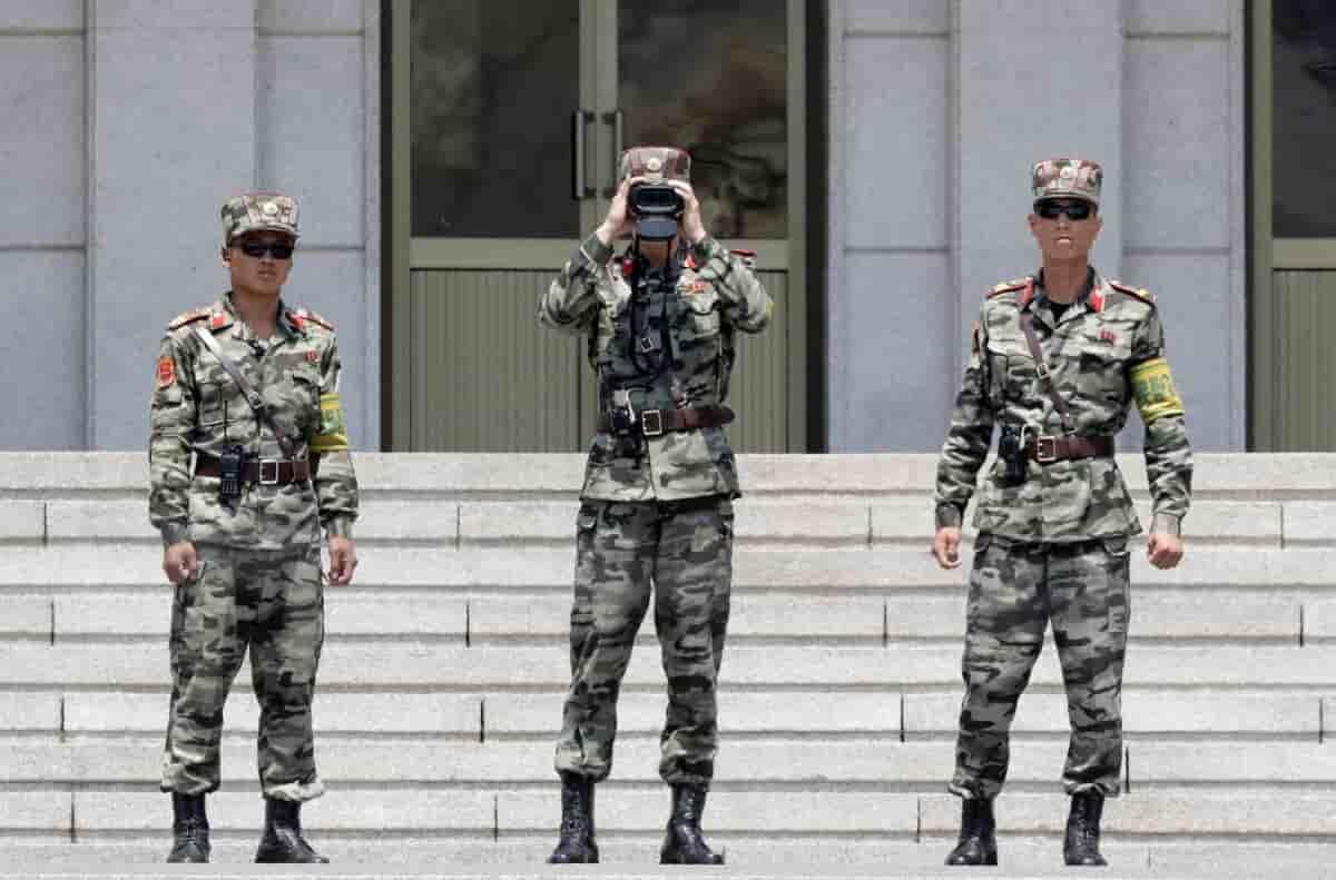Scambio di colpi di arma da fuoco tra Nord e Sud Corea
