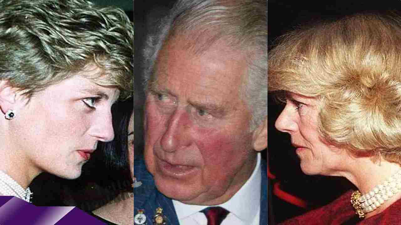 Camilla Parker, il segreto sull'amicizia con Lady Diana: la furia del Principe Carlo
