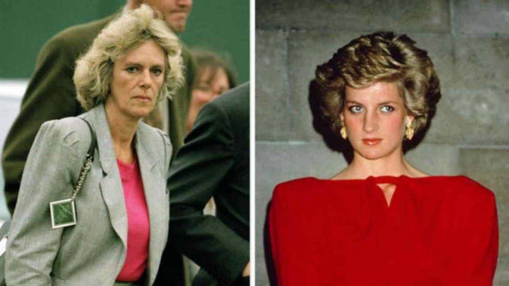 Camilla Parker Bowles Lady Diana