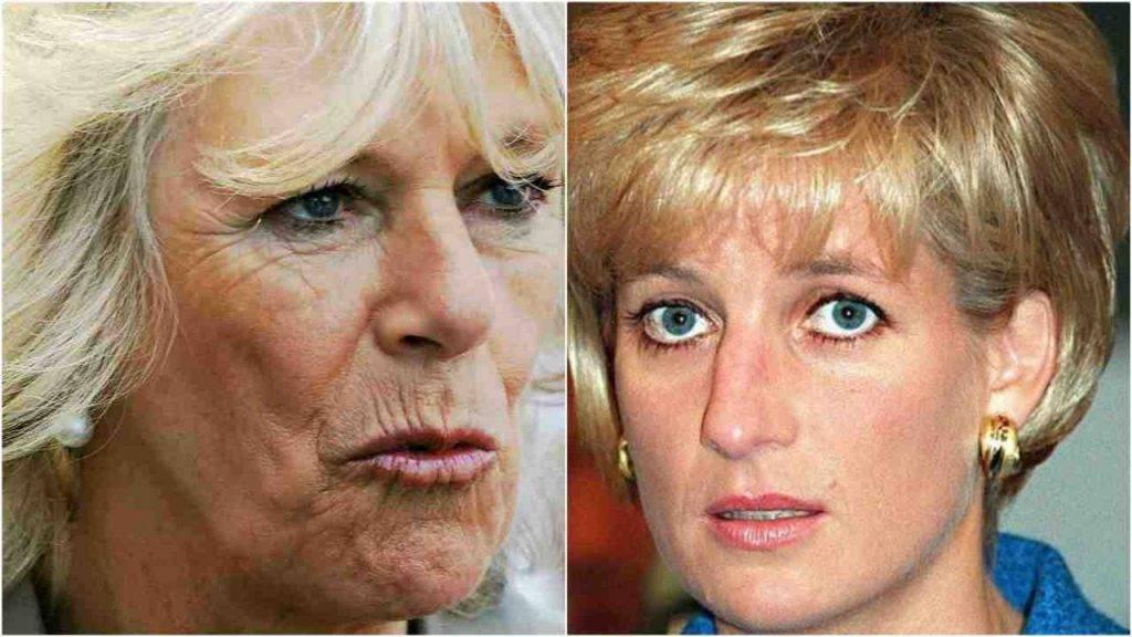 Camilla Parker contro Lady Diana: potrebbe diventare regina