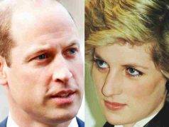 Principe William, Diana e i rapporti con la medium