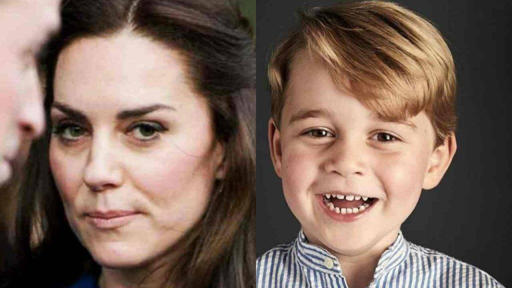 Kate Middleton nella bufera: nondovrebbe permetterlo a George