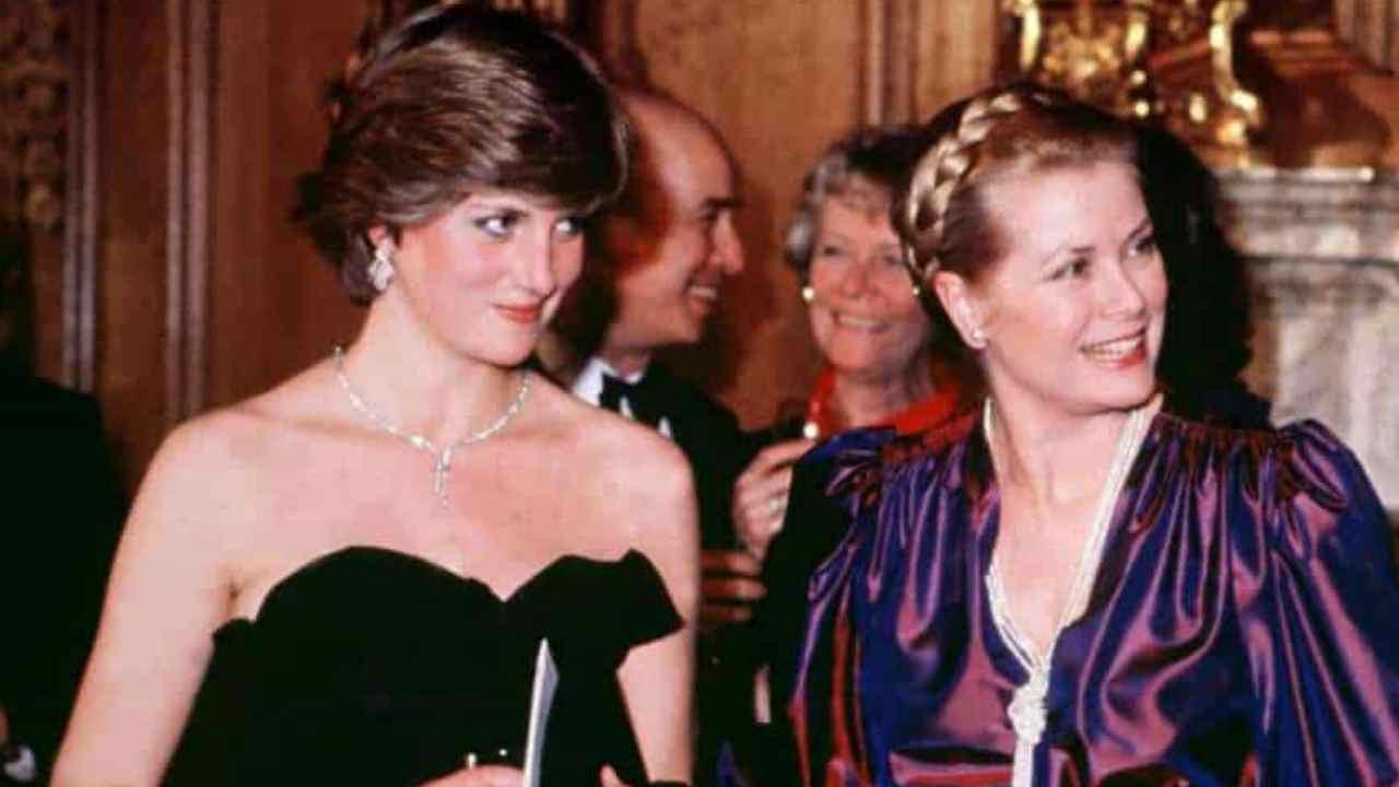 Lady Diana Grace Kelly