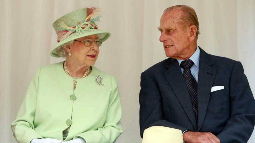Regina Elisabetta marito Filippo