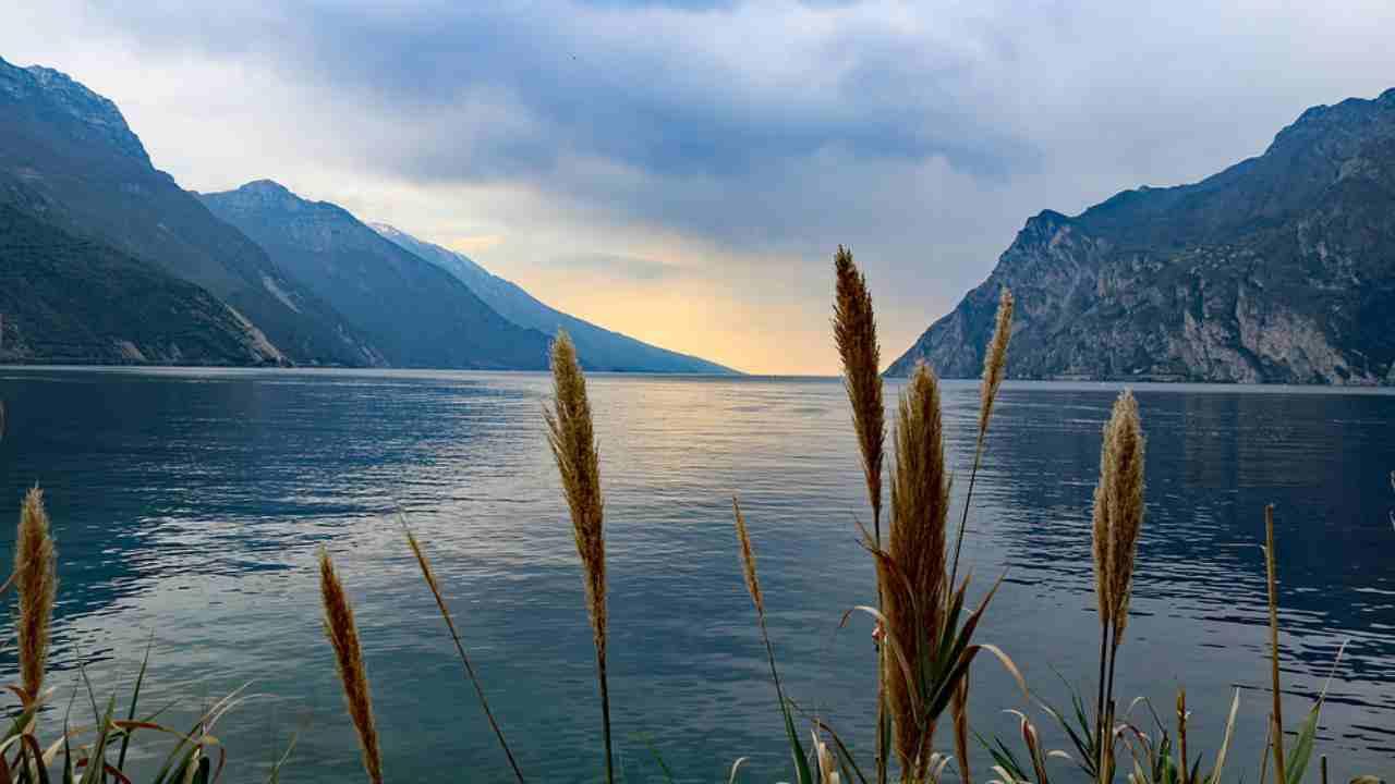 annegata nel lago di Garda