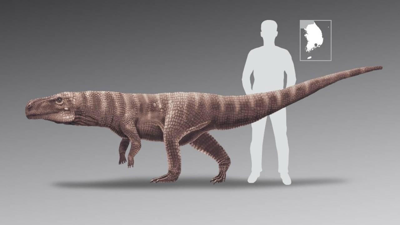 coccodrillo preistorico