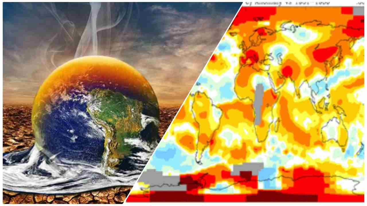 maggio 2020 riscaldamento globale
