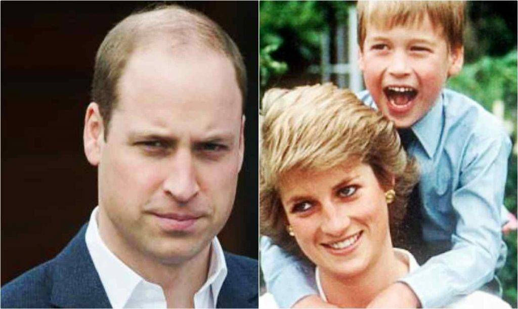Principe Willliam, ,l'ultima promessa a Lady Diana