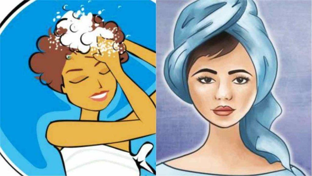 Shampoo, gli errori comuni che che commetti lavando i capelli