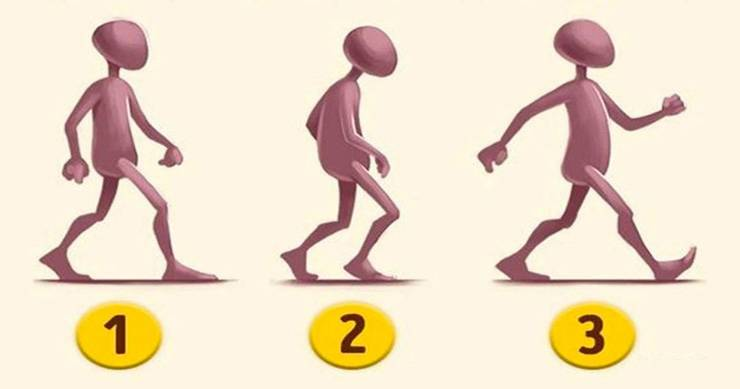 stili di camminata