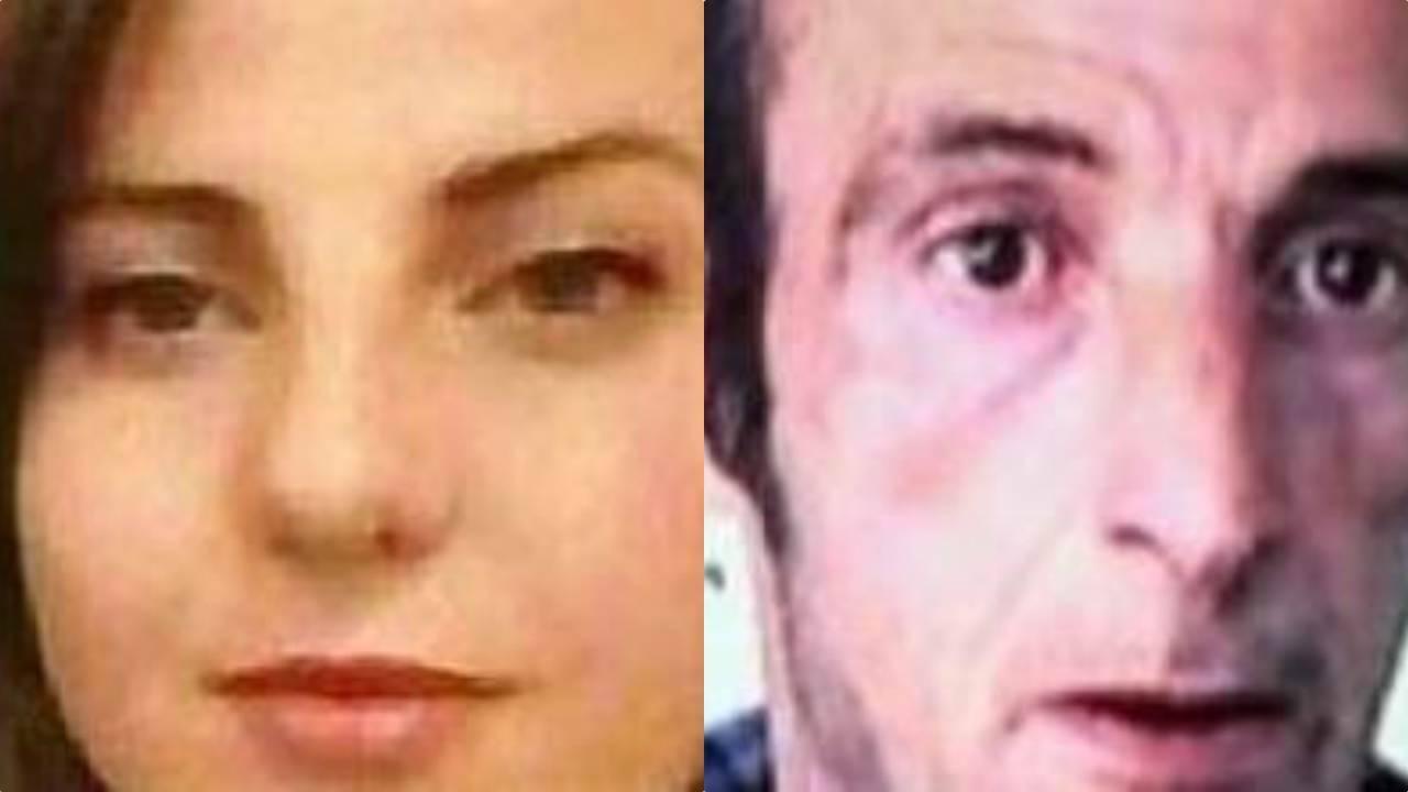 Aurela Perhati e Massimo Garitta