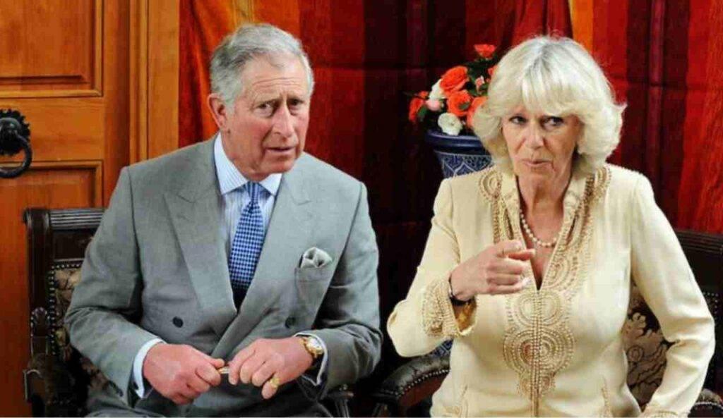 Camilla Parker, l'insulto al Principe Carlo