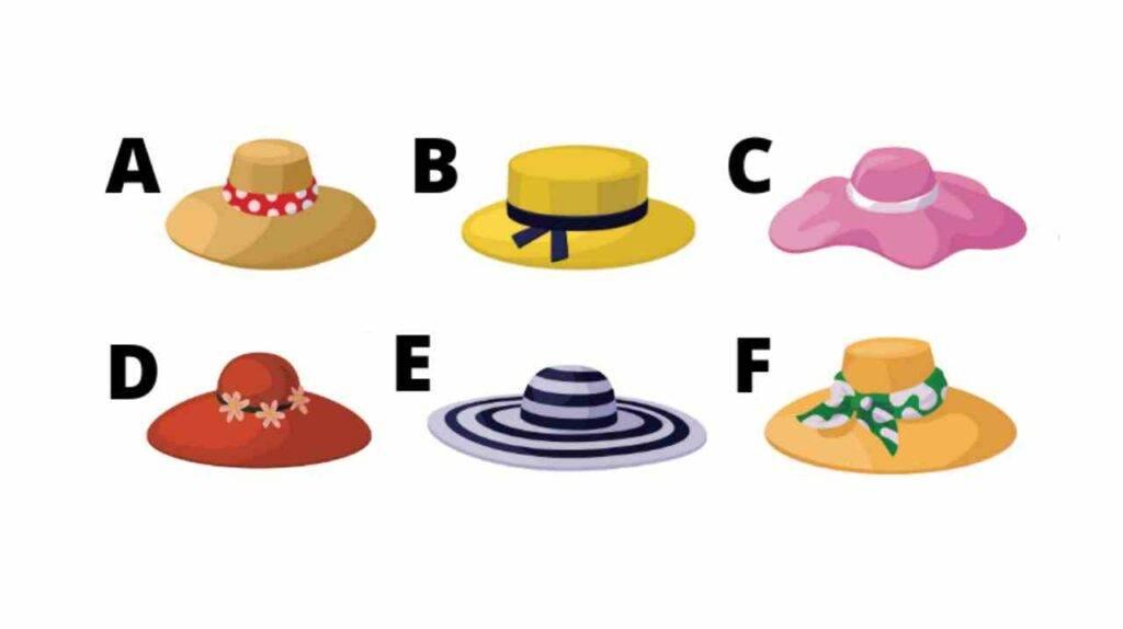 Quale Cappello ti piace?