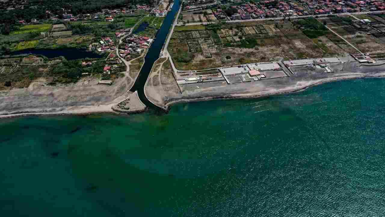 Castel volturno acque reflue