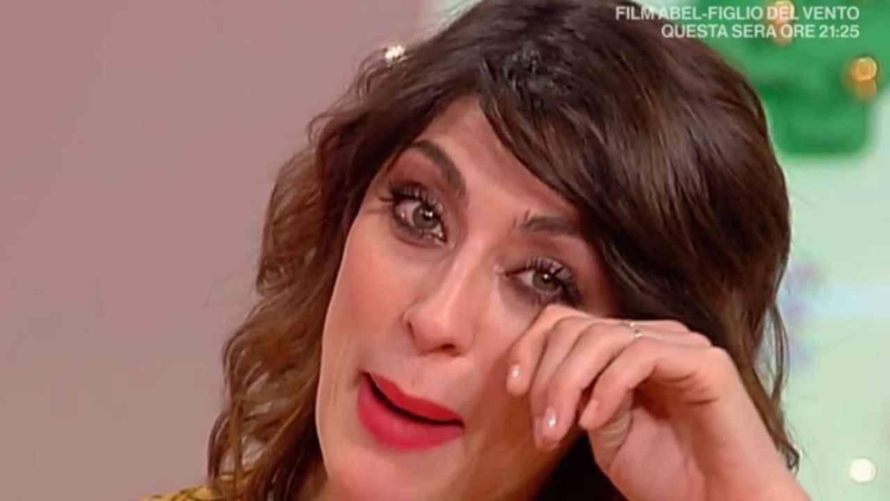 Elisa Isoardi tumore