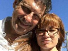 Fabrizio Frizzi Carlotta mantovan