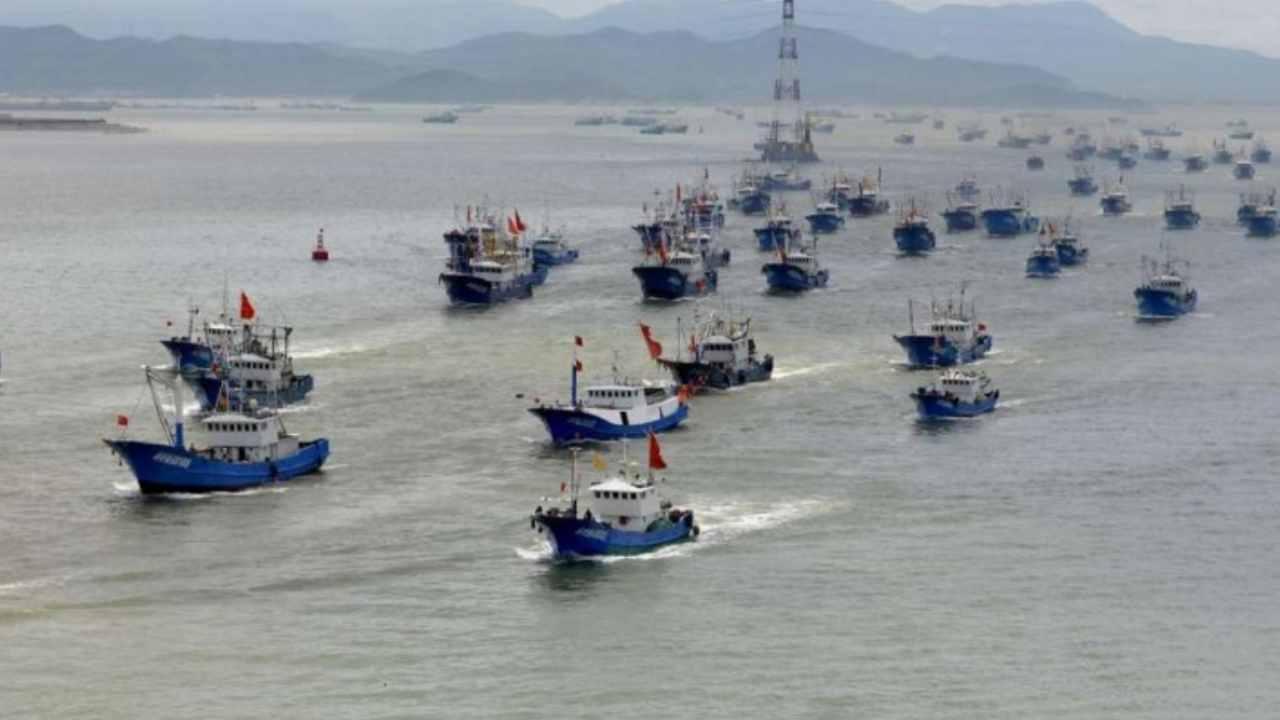 """Flotte di pescherecci assaltano le Galapagos. Ecuador: """"Ora basta"""""""