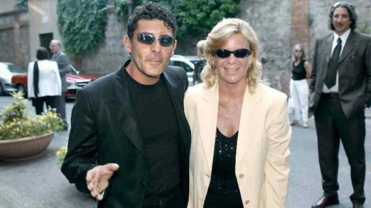 Luca laurentis moglie