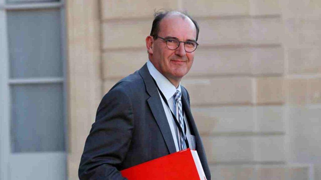 Primo Ministro Castex