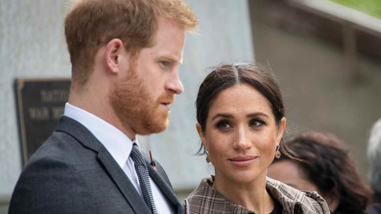 Principe Harry Meghan