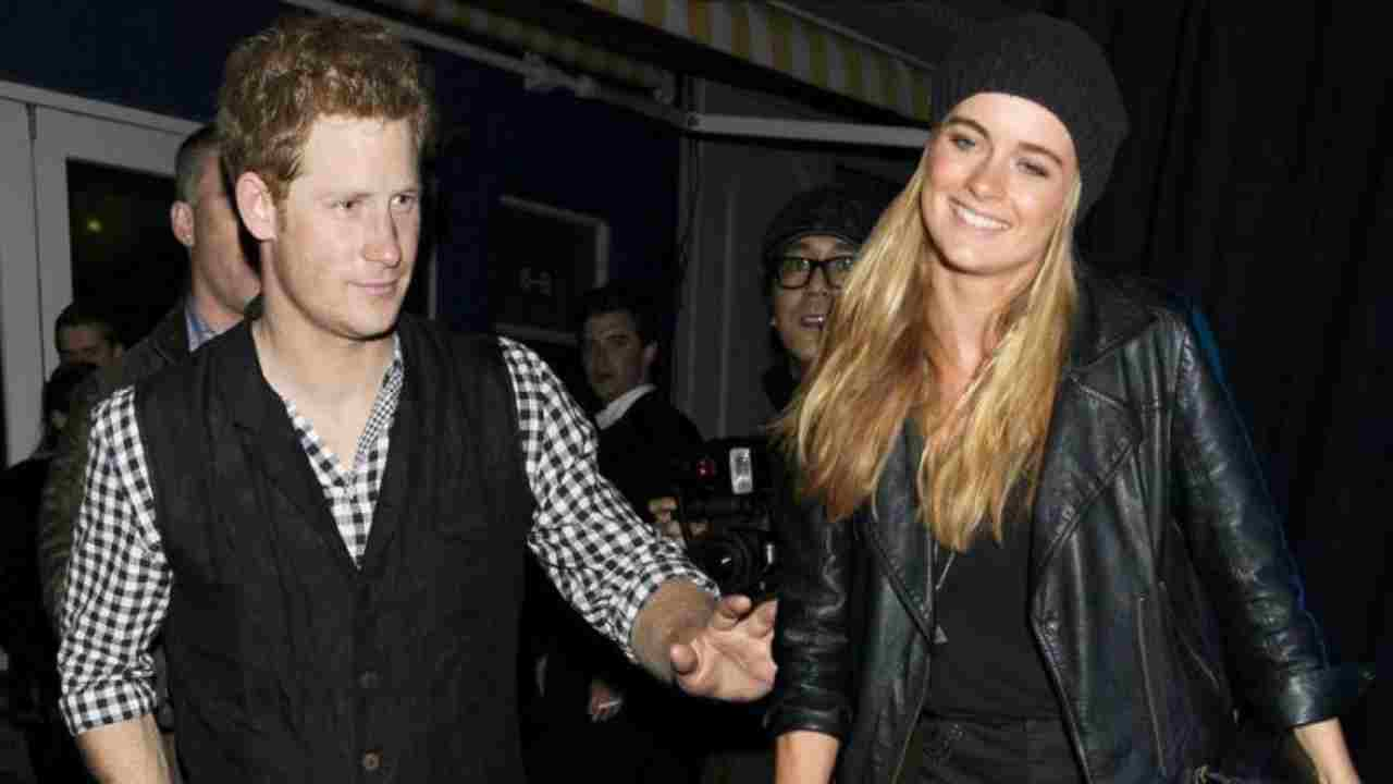Principe Harry ex Cressida Bonas