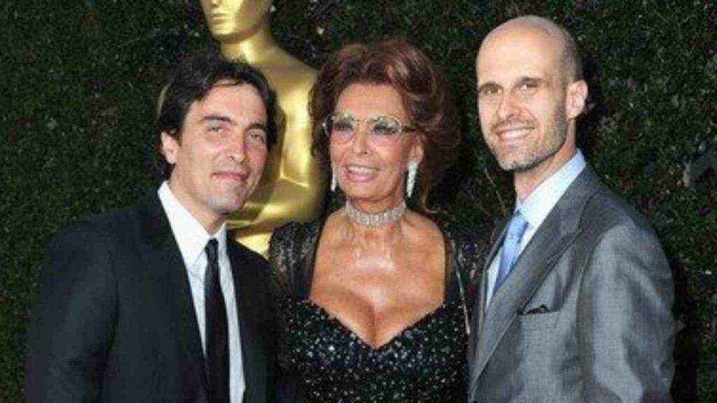 Sophia Loren Figli